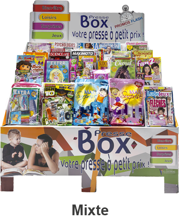Presse Box® Mixte