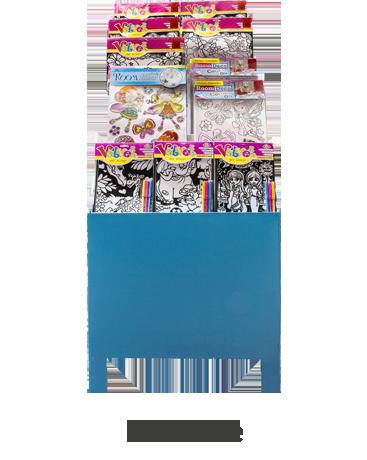 1/2 Presse Box® Feutrine