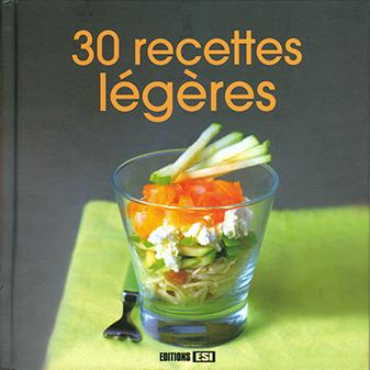 30 recettes légères