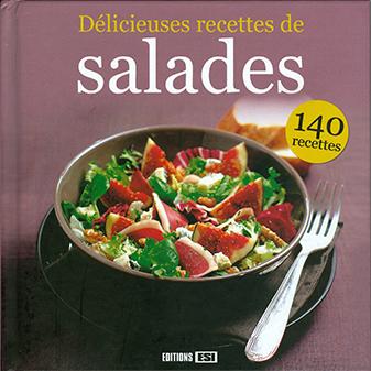 Délicieuses recettes de salades