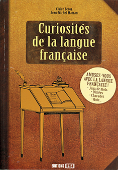 Cursiosités de la langue française