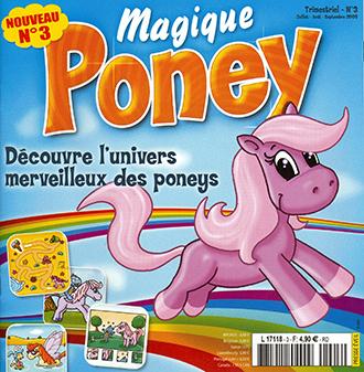 Magique poney