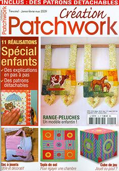 Création patchwork