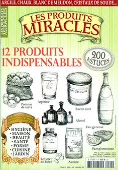 Les produits miracles